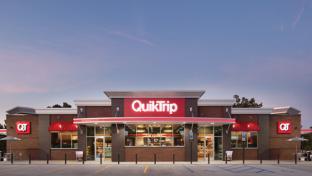 A QuikTrip convenience store