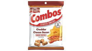 COMBOS Cheddar Cheese Bacon