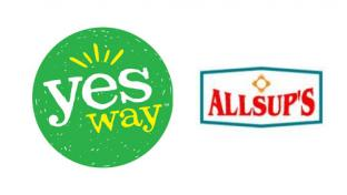 Yesway and Allsup's logos