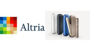 Altria Logo and IQOS 3
