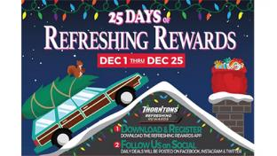 25 Days of Refreshing Rewards