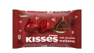 Hershey's Kisses Meltaway Roses