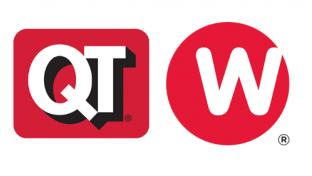 Logos for QuikTrip and Weigel's
