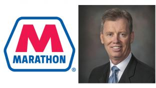 Michael J. Hennigan, president and CEO of Marathon Petroleum Corp.