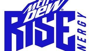 Mtn Dew Rise Energy Drink logo