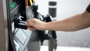 Pay at the pump