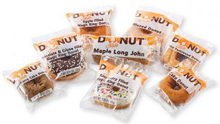 The Donut Hole Individually Wrapped Donuts