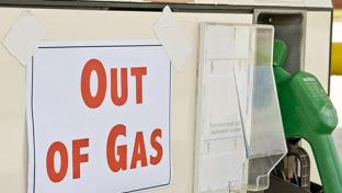 Fuel shortage