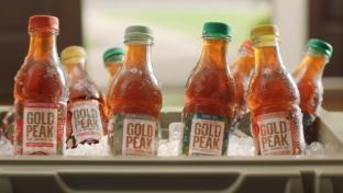 Gold Peak Real Brewed Tea