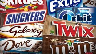 Mars Wrigley candy
