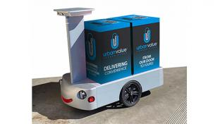 Tortoise robot cart
