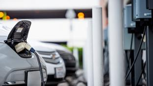 c-store electric vehicle charging