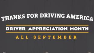 Pilot Co. Driver Appreciation Promo