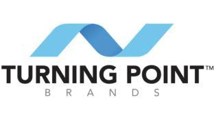 Logo for Turning Point Brands
