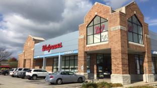 A Walgreens store