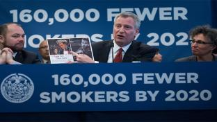 New York City Raises Base Price for Cigarettes to $13 a Pack