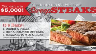 Sunoco free fuel 5000 sweepstakes